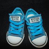 Моднячие кеды Converse 21р,ст 13см.Мега выбор обуви и одежды