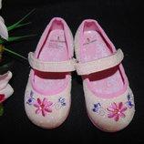 Гламурные туфельки 23 6 р,ст 15 см.Мега выбор обуви и одежды