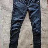 Фирменные узкие джинсы цвета индиго G-Star Raw Fender Skinny WMN 33/32