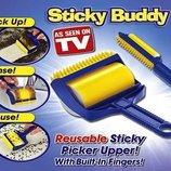 Валик для уборки Sticky Buddy стики бадди