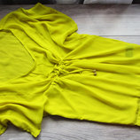пляжное платье размер С-М. состояние нового