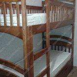 Двухъярусные кроватки . Акция