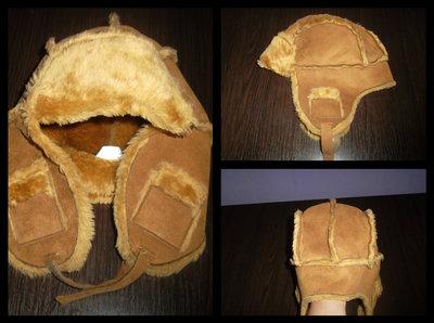 Мужская шапка,Шапка-ушанка