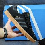 Кроссовки мужские Adidas Gazelle black