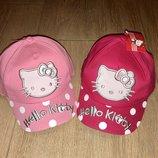 Летние кепки на девочек