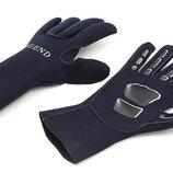 Перчатки для дайвинга Legend 6109 неопрен, размер M-XL