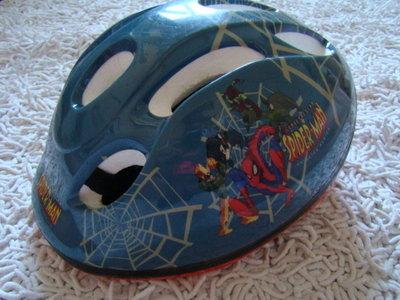 Детский велосипедный шлем Spider-Men