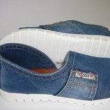 Новые женские джинсовые туфли открытые 36,37,38,39,40 Киев