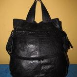 Стильная женская сумка Francesco Biasia кожа