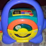 CD плеер с микрофоном