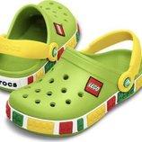 Акция Супер Кроксы Crocs Lego в наличии