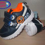 Кроссовки для мальчика Tom. m 1083-A , р. 21-26 ботиночки, туфли, кеды