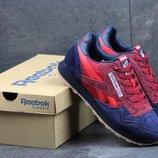 Кроссовки мужские Reebok red blue, Топ качество