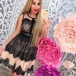 шикарное платье фабричный китай