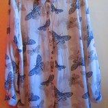 Большой выбор красивых брендовых вещей Блуза Рубашка George очень красивая