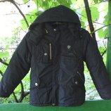 зимняя куртка на 10-12лет