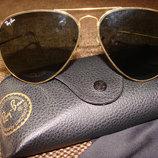 мужские очки B&L Ray Ban оригинал сша винтаж стекло идеал