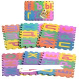 Игровой коврик Игровой коврик Мозаика «Веселая головоломка» M 0378