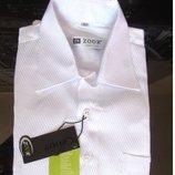 Рубашка белая на мальчиков