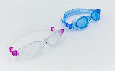 Очки для плавания детские Speedo 809010 Futura Plus Jr поликарбонат, силикон 3 цвета