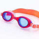 Очки для плавания детские Arena 92385-90 Barbie Uno Fw11 Plus поликарбонат, TPR, силикон