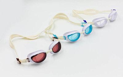 Очки для плавания Speedo 809004 Aquapure Female поликарбонат, TPR, силикон 3 цвета