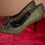 туфли, 39 размер, Ellenka, на шпильке, красивые и удобные