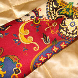 галстук Massimo Dutti оригинал шелк Италия идеал