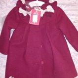 Новое пальто для девочки. Цена договорная