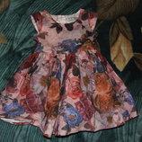 платье ай лав некст 9-12мес