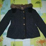 Куртка весна-осень F&F размер 18-24 мес.