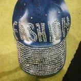 джинсоіа кепка