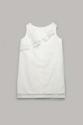 Family look. Платье летнее для мамы и дочки - White