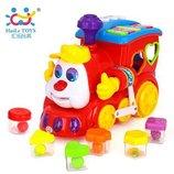Игрушка Huile Toys Паровозик 556