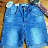 Шорты джинсовые турецкие, р.26-38, распродажа