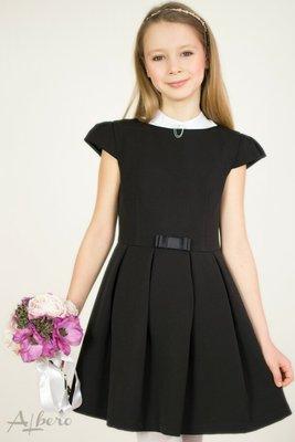 Платье школьное для девочек 1019 от Тм Albero. Хит продаж, р.122- 146