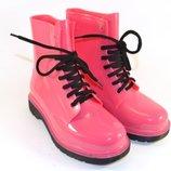 Ботинки силикон 3 цвета Т0120