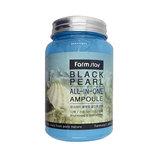 Многофункциональная ампульная сыворотка с черным жемчугом FarmStay Black pearl All-In One Ampoule