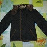 Куртка Tu размер 1,5-2 года. Рост 86-92 см.