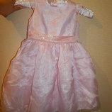 Платье Для Маленькой Принцессы 12-18М