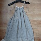 Бронь Victoria's Secret морская туника- платье - сарафан , шелк