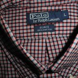 Мужская рубашка в мелкую клетку сочная Polo Ralph Lauren L XL XXL
