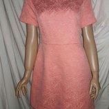 Платье фактурное oasis 14 размер