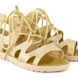 Силиконовые сандали, размер 35-36