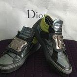Брендовые туфли спортивного фасона Versace Young оригинал Италия