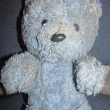 Коллекционная винтажная мягкая игрушка медведь мишка ссср