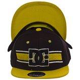 Красивая кепка RD16029 со стильной вышивкой DC Shoes в разных цветах