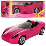 Машина Кабриолет для куклы Defa 8249