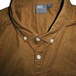 Мужская рубашка безрукавка стрейч Asos XL L