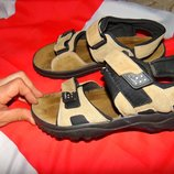 Фирменние стильние босоножки сандалии бренд. Atlantic Атлантик .42 .